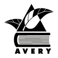 Avery Books