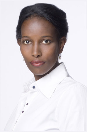 Photo of Ayaan Hirsi Ali