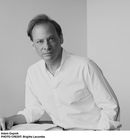 Photo of Adam Gopnik