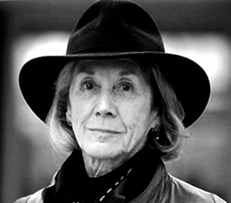 Photo of Nadine Gordimer
