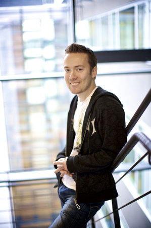 Photo of David Heinemeier Hansson