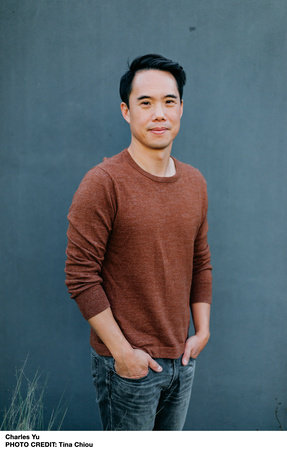 Photo of Charles Yu