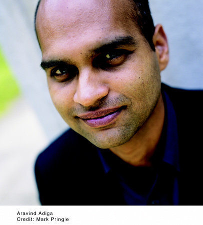 Photo of Aravind Adiga