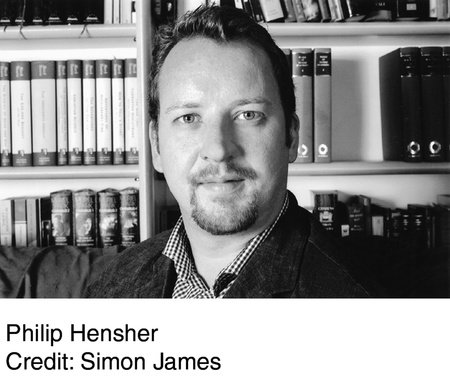 Photo of Philip Hensher