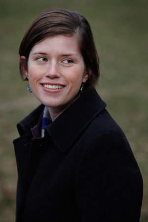 Photo of Jennifer duBois