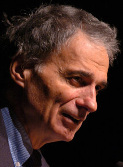 Ralph Nader - In Pursuit of Justice