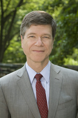 Photo of Jeffrey D. Sachs