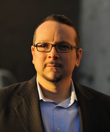 Photo of Bryce G. Hoffman