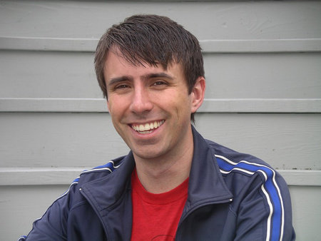 Photo of Jarrett J. Krosoczka