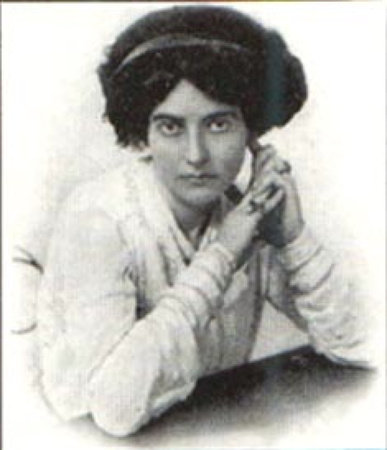 Photo of Mary MacLane