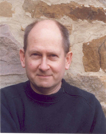 Photo of Stephen Baxter