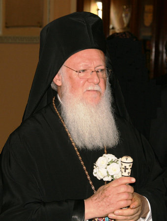 Photo of PATRIARCH BARTHOLOMEW