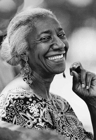 Photo of Edna Lewis