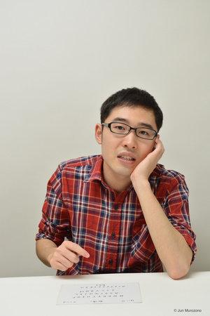 Photo of Naoki Higashida