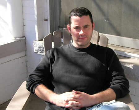 Photo of Adrian McKinty