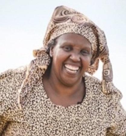 Photo of Mama Zipporah