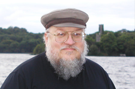 Photo of George R.R. Martin
