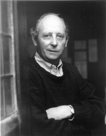 Photo of John McGahern