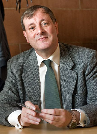 Photo of Alister McGrath