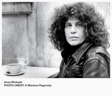 Anne Michaels - Correspondences