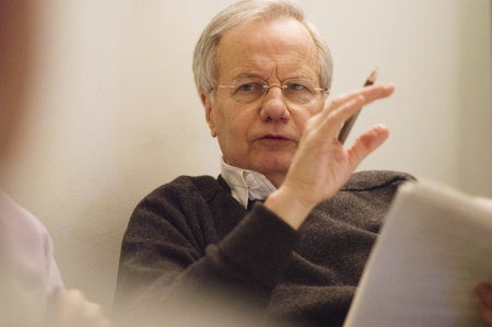 Photo of Bill Moyers