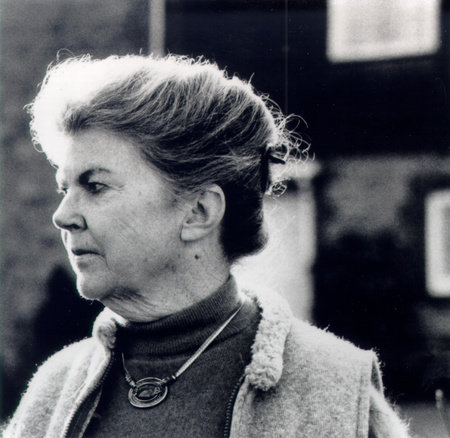 Photo of Joan Aiken