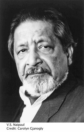 Photo of V.S. Naipaul