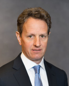Timothy F. Geithner - Stress Test