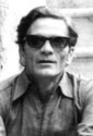 Photo of Pier Paolo Pasolini