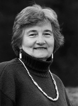 Photo of Katherine Paterson