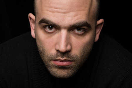 Photo of Roberto Saviano