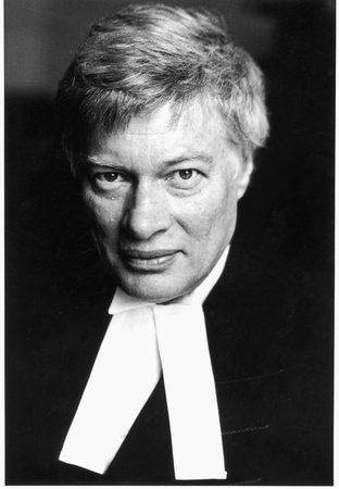 Photo of Geoffrey Robertson