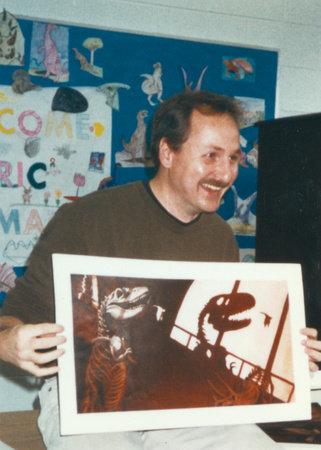 Photo of Eric Rohmann