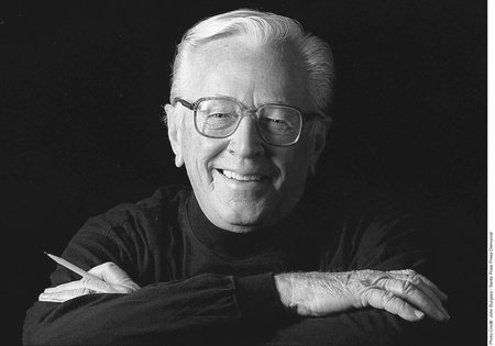 Photo of Charles M. Schulz