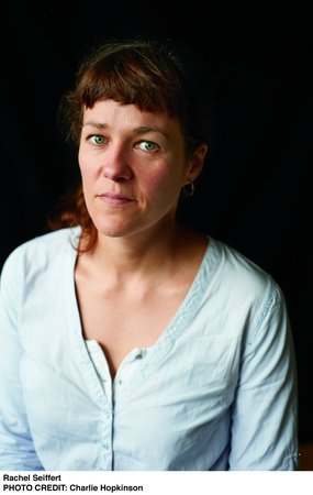 Photo of Rachel Seiffert