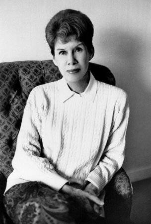 Photo of Anita Brookner