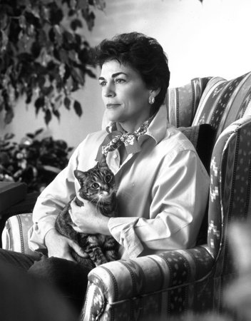 Photo of Rita Mae Brown