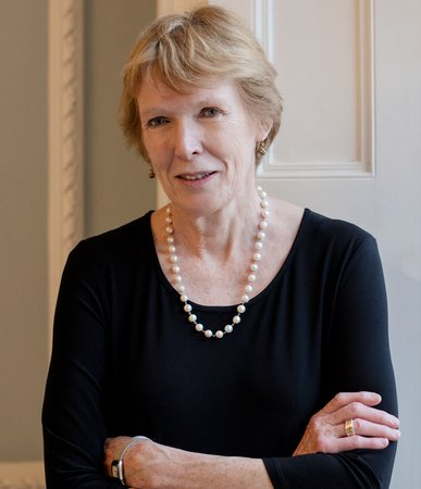 Photo of Margaret MacMillan