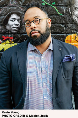 Photo of Kevin Young