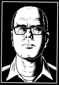 Charles Burns - X'ed Out