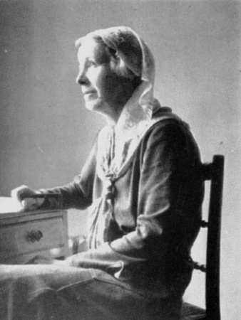 Photo of Evelyn Underhill