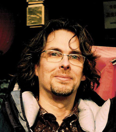 Photo of Michael Chabon