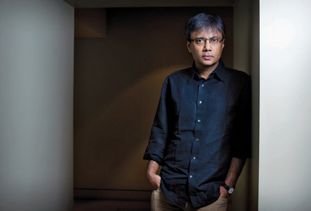 Photo of Amit Chaudhuri