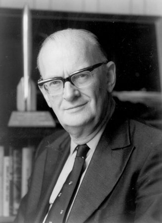 Photo of Arthur C. Clarke