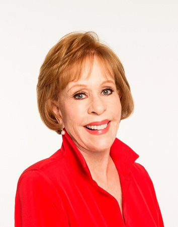 Photo of Carol Burnett