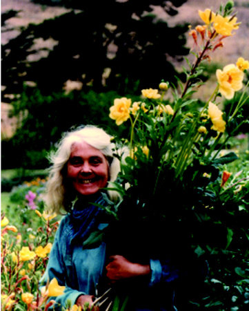 Photo of Wendy Johnson