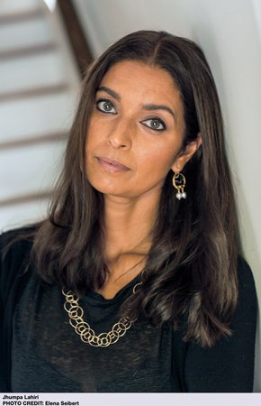 Photo of Jhumpa Lahiri