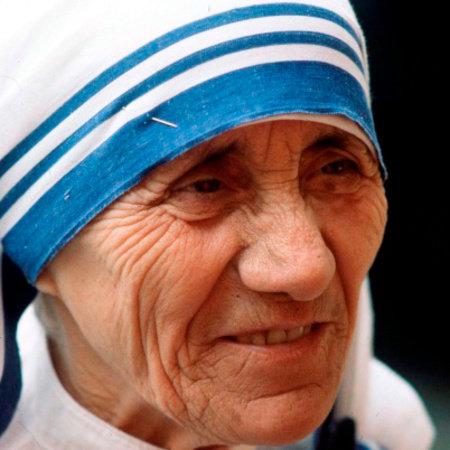 Photo of Mother Teresa