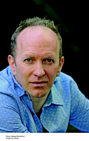Photo of Simon Sebag Montefiore