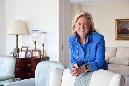 Photo of Linda Fairstein